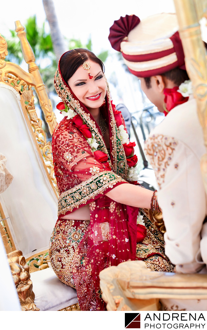 Orange County Indian Wedding Ceremony Photographer