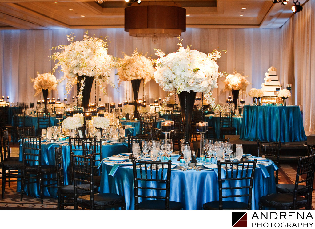 Wedding Reception in Orange County