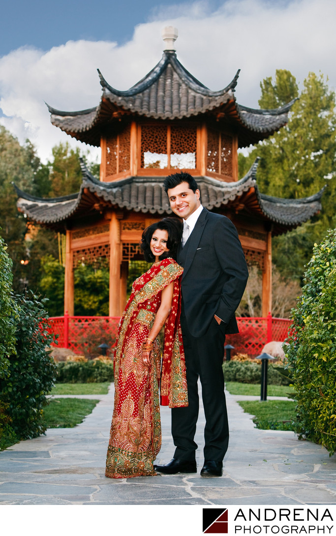 Four Seasons Westlake Village Indian Wedding Photographer