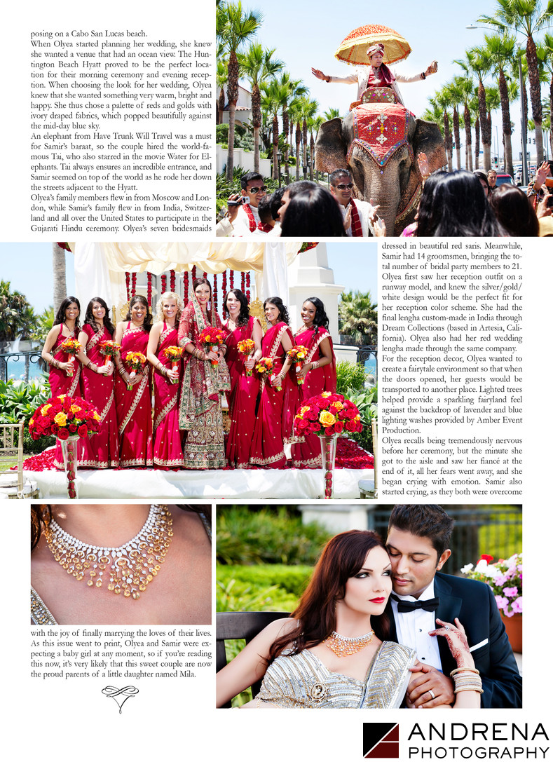 South Asian Bride Magazine Indian Wedding Photos
