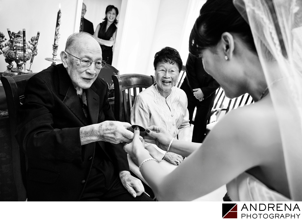 Chinese Wedding Tea Ceremony Photographer Los Angeles