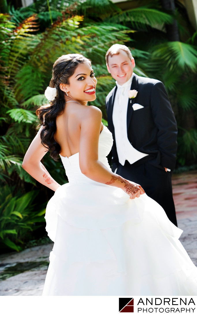 Ritz-Carlton Laguna Niguel Fusion Wedding Photographer