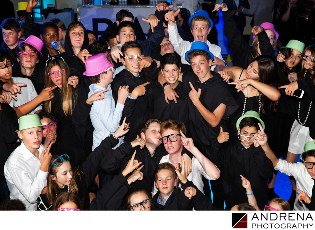 Top Bar Mitzvah Photography Los Angeles