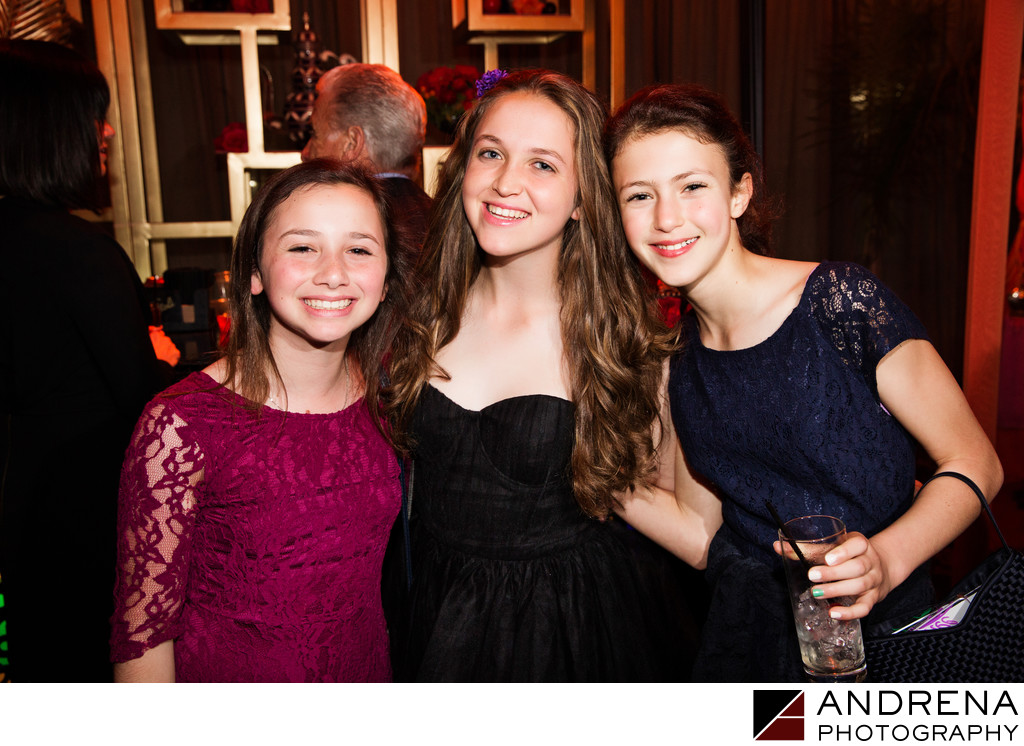 Los Angeles Bar and Bat Mitzvah Photos