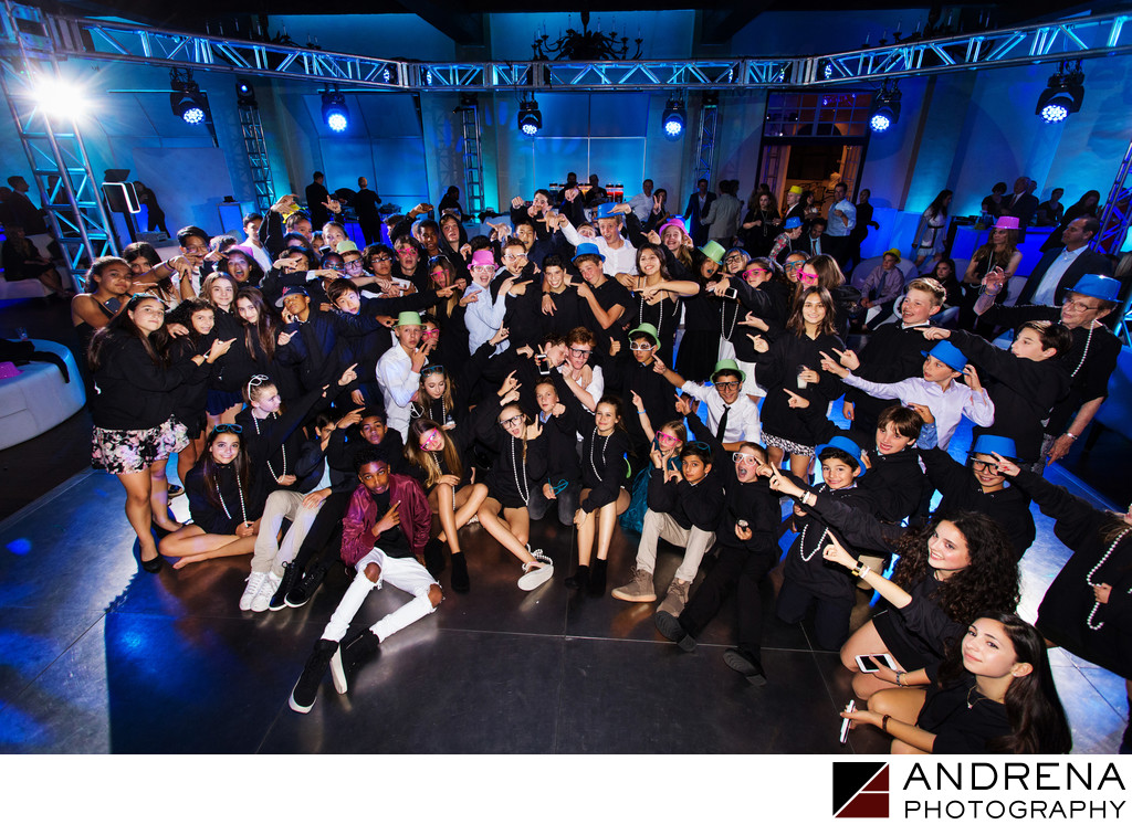 Bar Mitzvah Party Photos Los Angeles