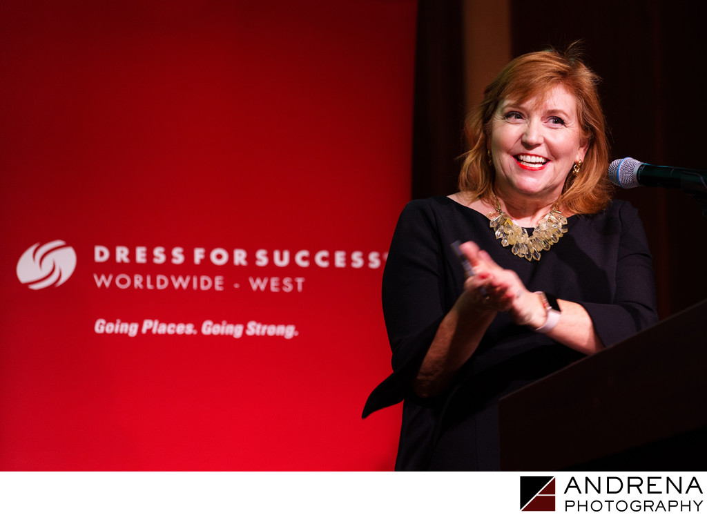Dress for Success Empower Breakfast Los Angeles