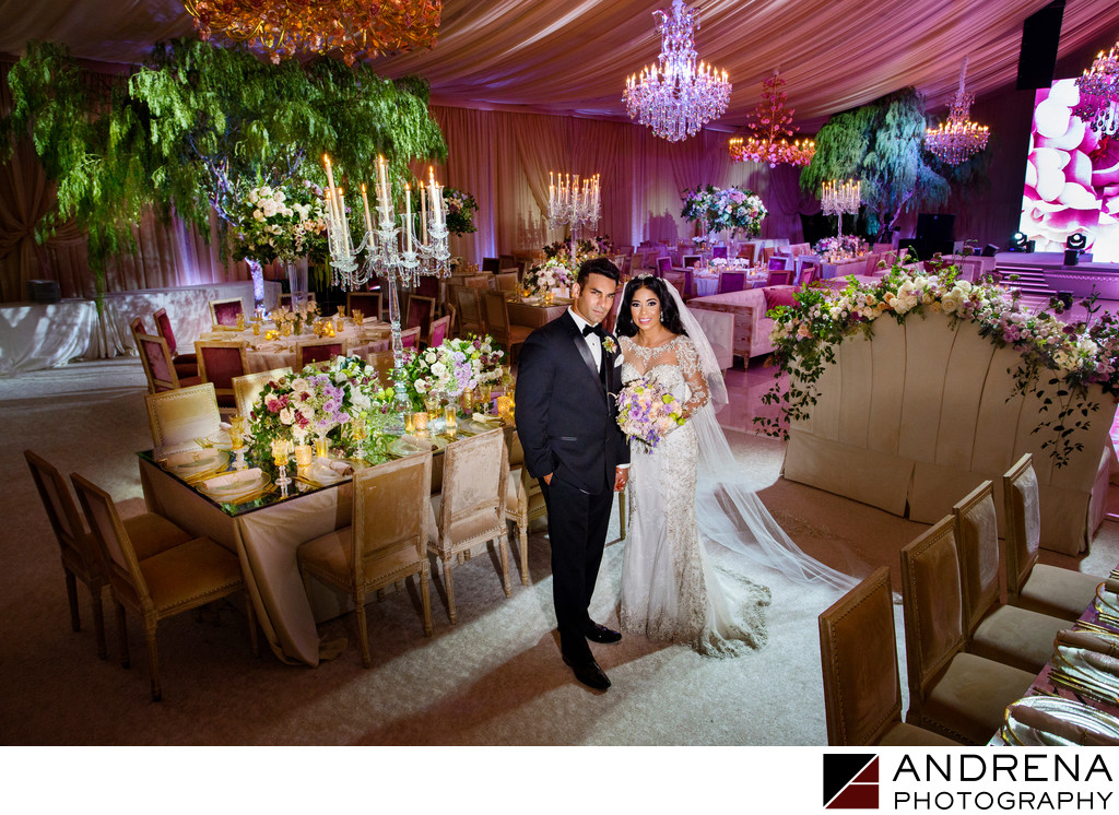Aliana Events Celio's Design Wedding