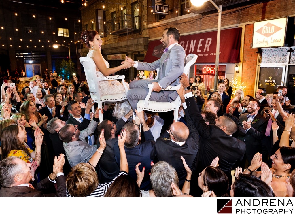Jewish Wedding Photographers Los Angeles