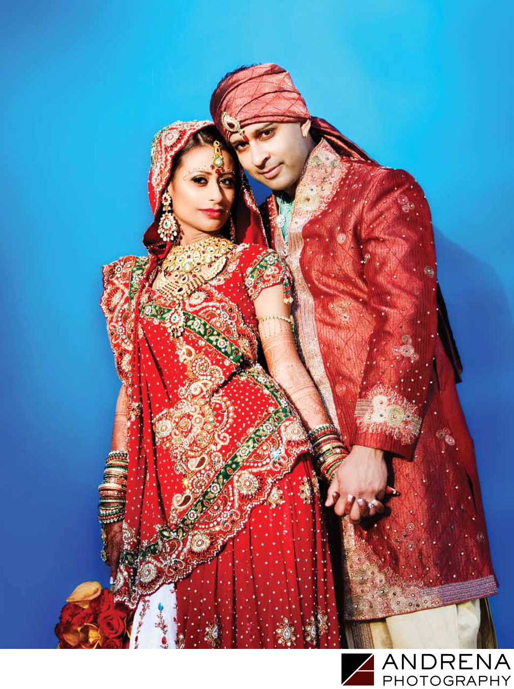 Cinal Bhindi Wedding Feature South Asian Bride