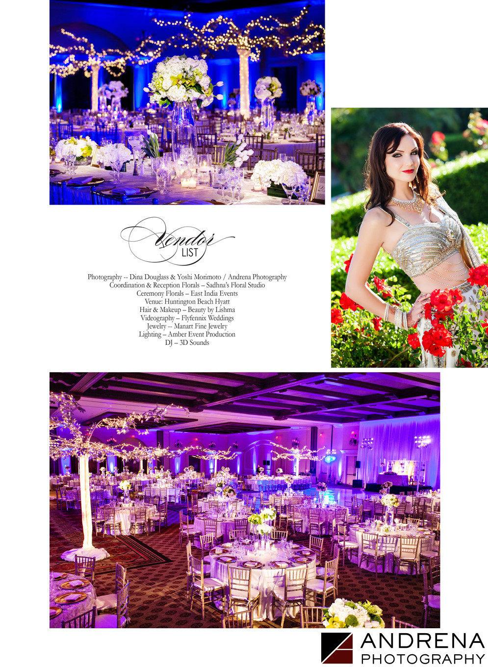 Huntington Beach Hyatt Indian Wedding South Asian Bride Magazine