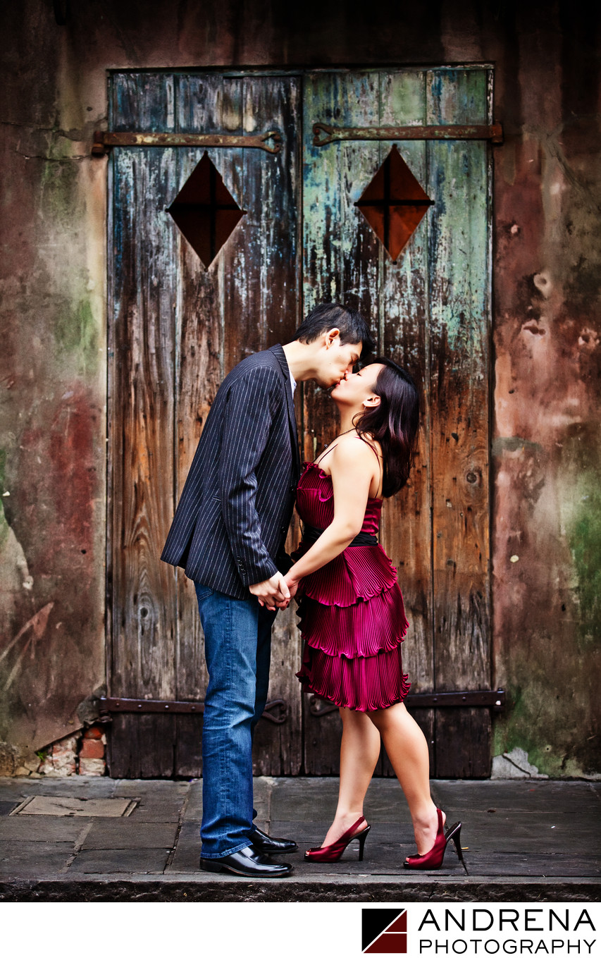 Destination Wedding Engagement Session Photographer