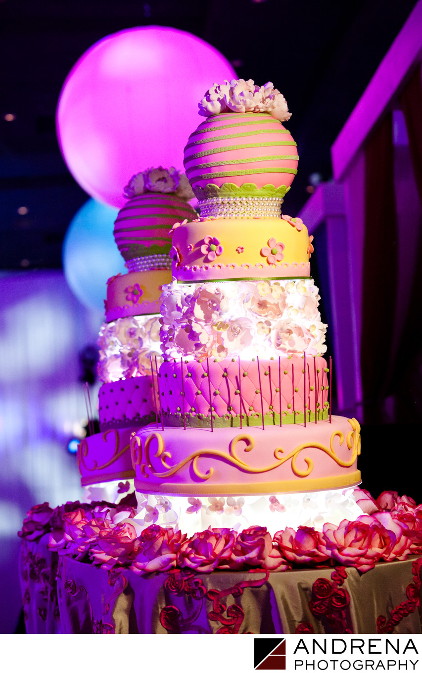 Unique Los Angeles Bat Mitzvah Cakes
