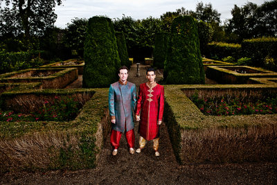 Gay Wedding Photographer Ireland Knappogue Castle
