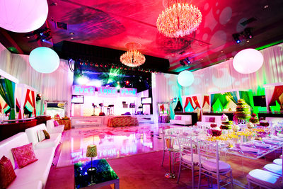 Unique Los Angeles Bar and Bat Mitzvah Location
