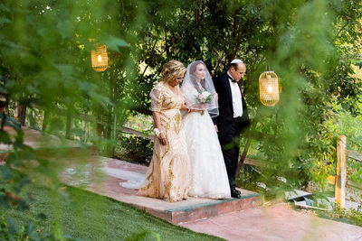 Vineyard Wedding Ceremony Photos Los Angeles