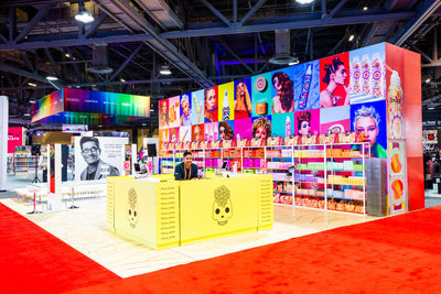 ISSE Conference 2020 Amika Beauty Booth Photography