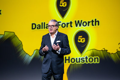 Jan Geldmacher Sprint Mobile World Congress Los Angeles