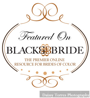 Black Bride Badge