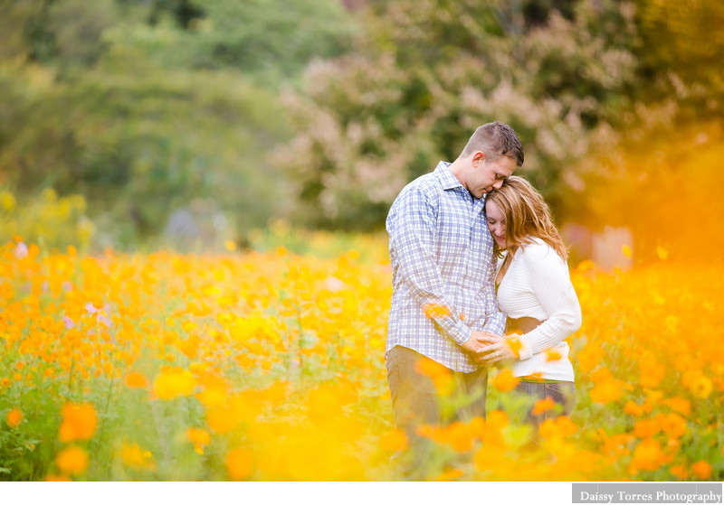 Norfolk Botanical Garden Session - Love Letters