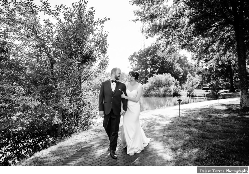 A founder's Inn wedding in Virginia Beach