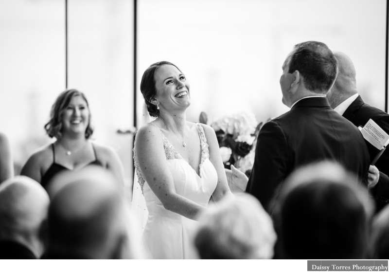 Joyful Wedding Ceremony at Half Moone in Norfolk