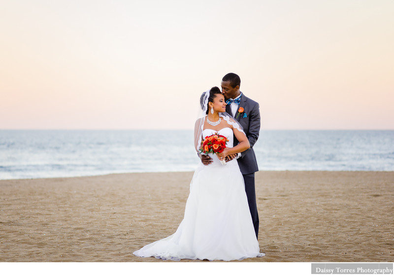 Hilton North Beach Wedding - Love Letters