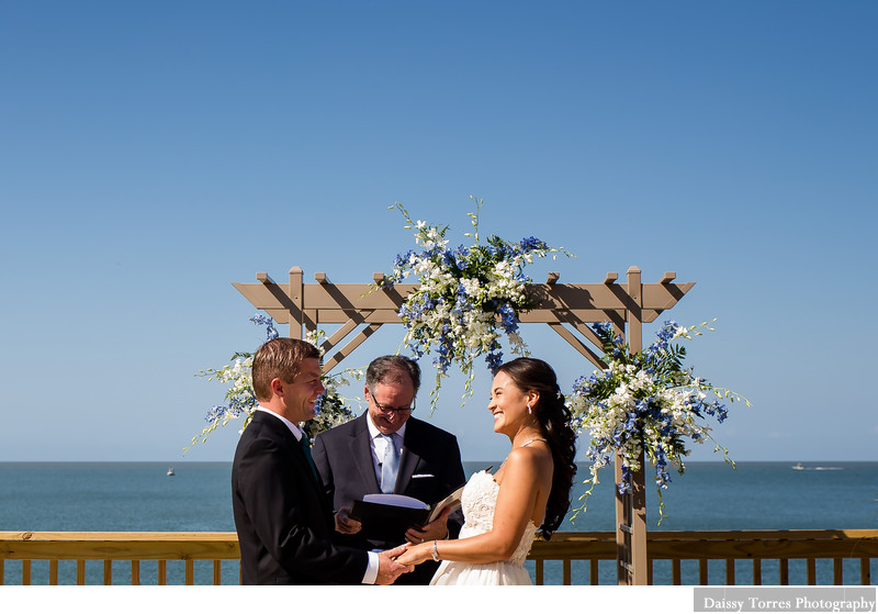 Sunset Beach Resort Wedding