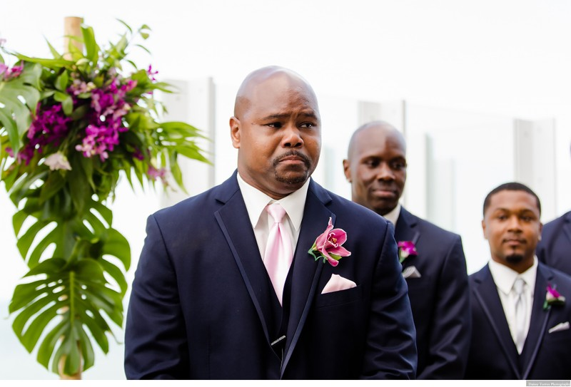 Captured Emotions during a Summer Wedding