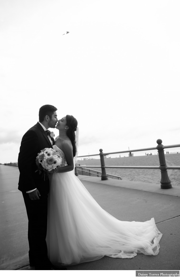 Intimate Virginia Beach Oceanfront Wedding