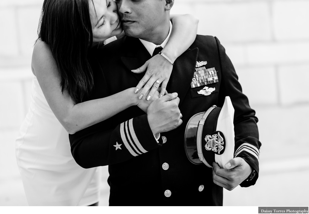 Navy Wedding Photographer