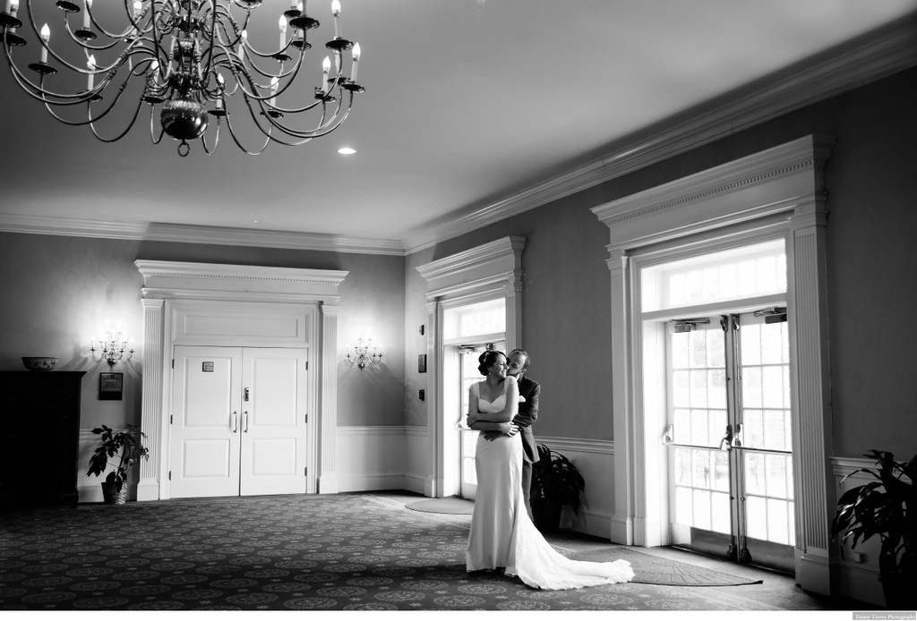 Founders Inn Indoor Wedding