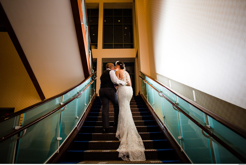 Hilton Virginia Beach Wedding Photo