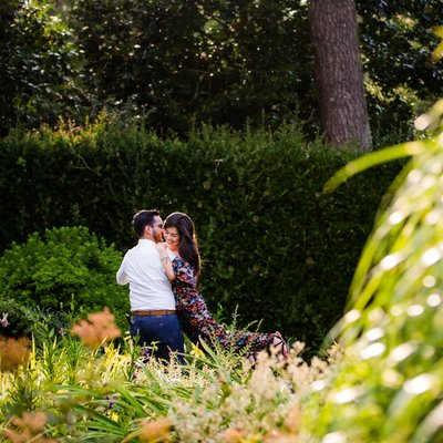 Norfolk Suprise Proposal Photographer
