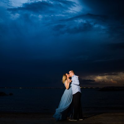 Super Storm Engagement Session