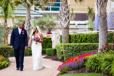 Oceanaire Resort Wedding by Daissy Torres Photography