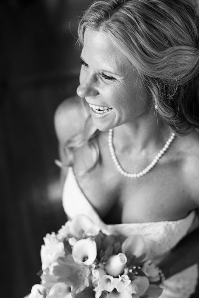 Lesner Inn Bridal Portrait