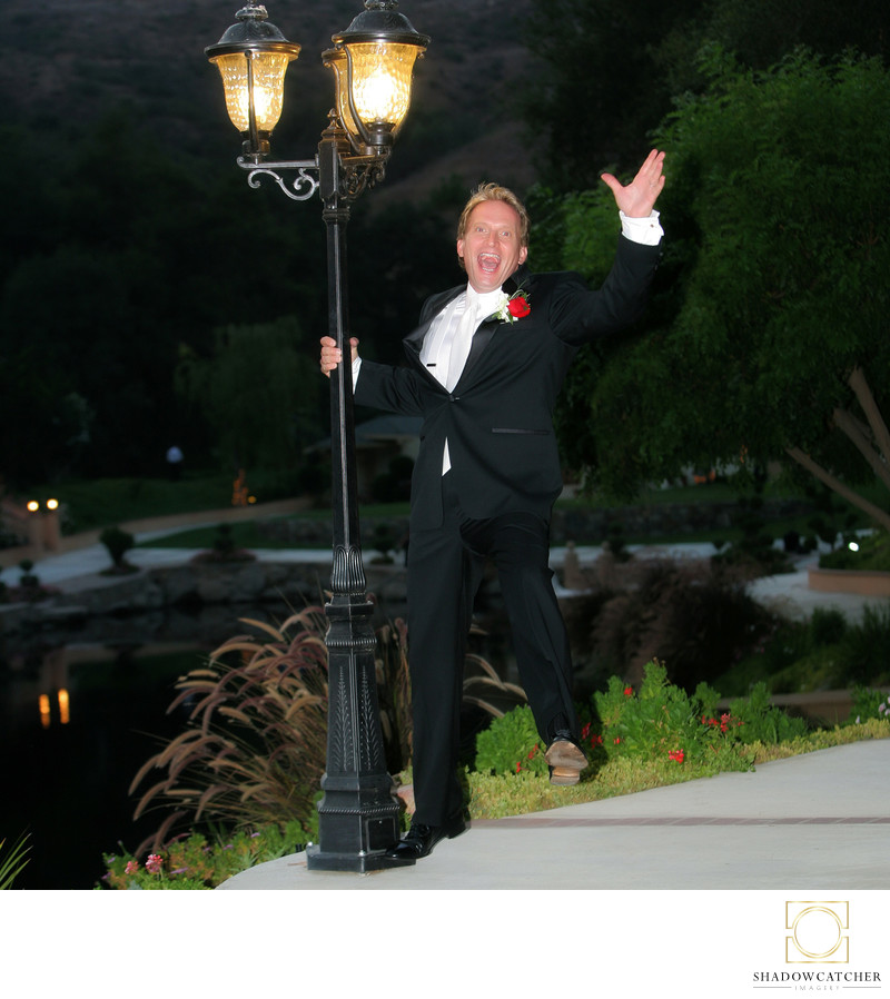 Celebrity Wedding Photographer with Teen Idol Rex Smith