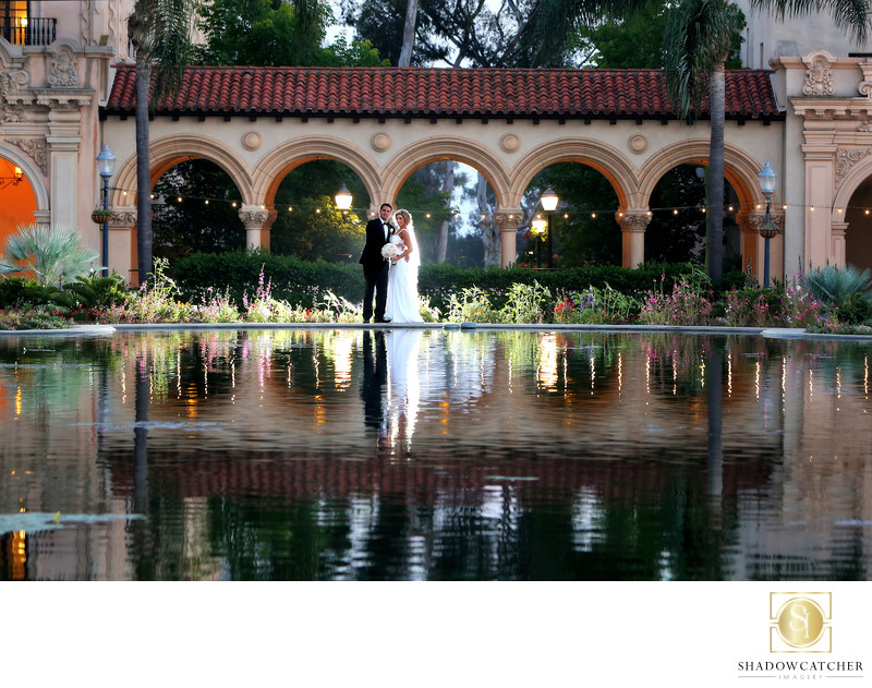 Balboa Park Prado Photographer in San Diego