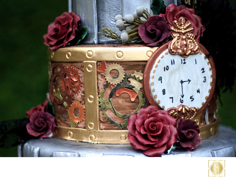 Top Steampunk Wedding Photographer