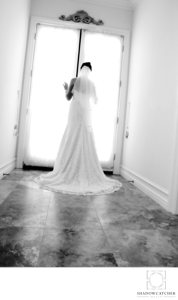 Stylish and Artistic Black and White Wedding Photographers