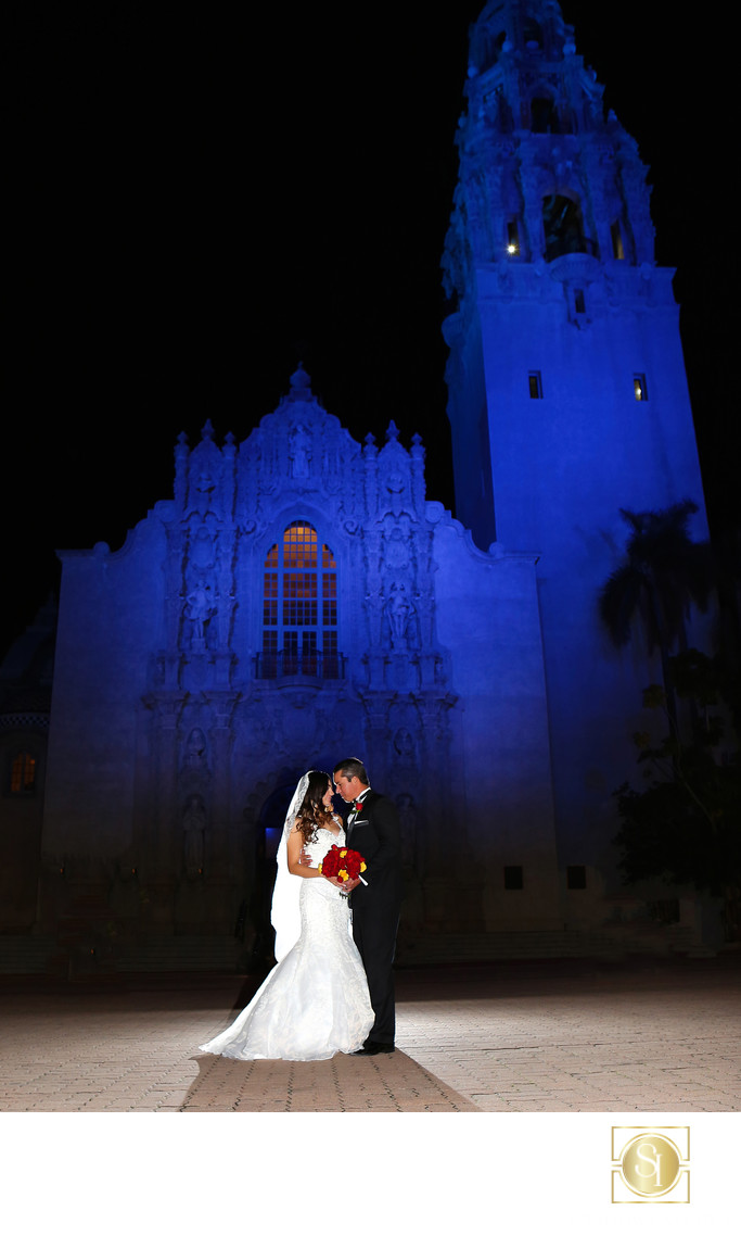 Best Photographer for Balboa Park Weddings