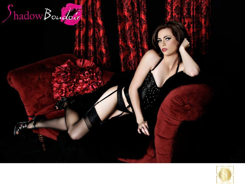 Award Winning Boudoir Photographer
