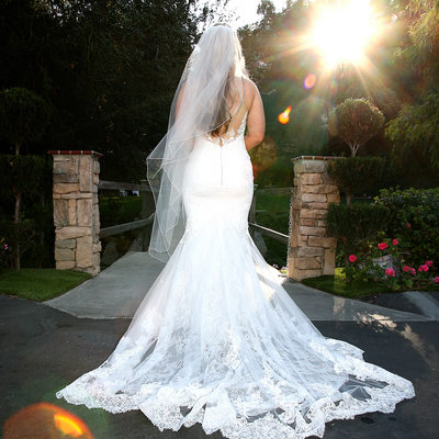 Wedding photographers at Los Willows in Fallbrook