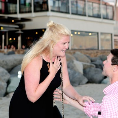 Surprise Proposal San Diego