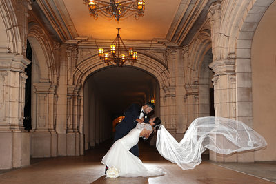 Prado Wedding Photographer | Balboa Park Wedding