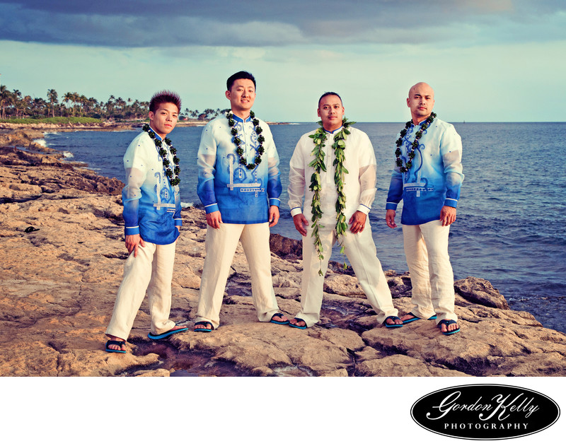 Aulani Resort wedding photography