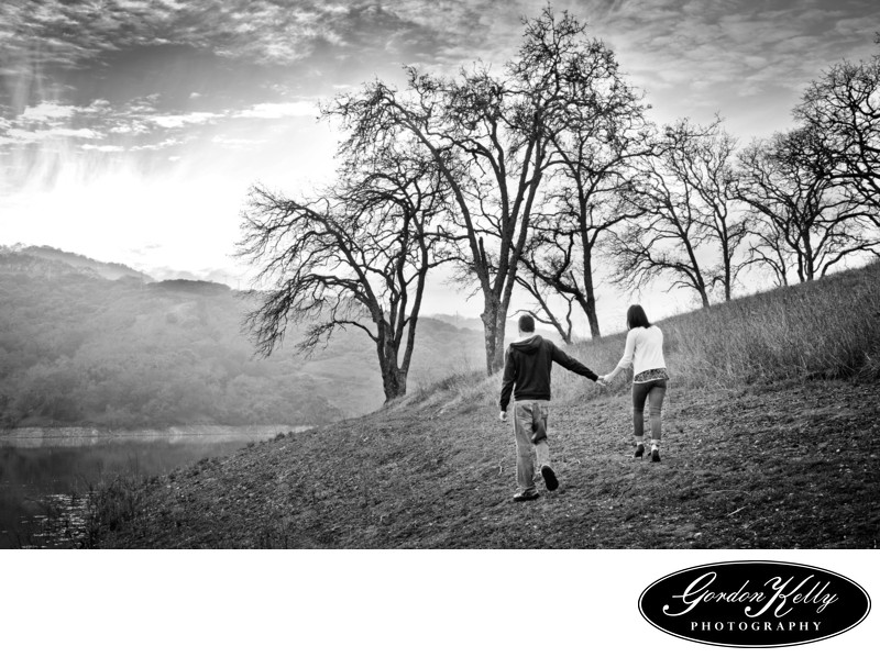 Morgan Hill engagement photographer