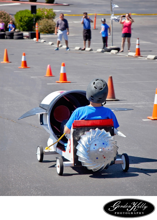 San Jose Cub Scouts, soap box derby