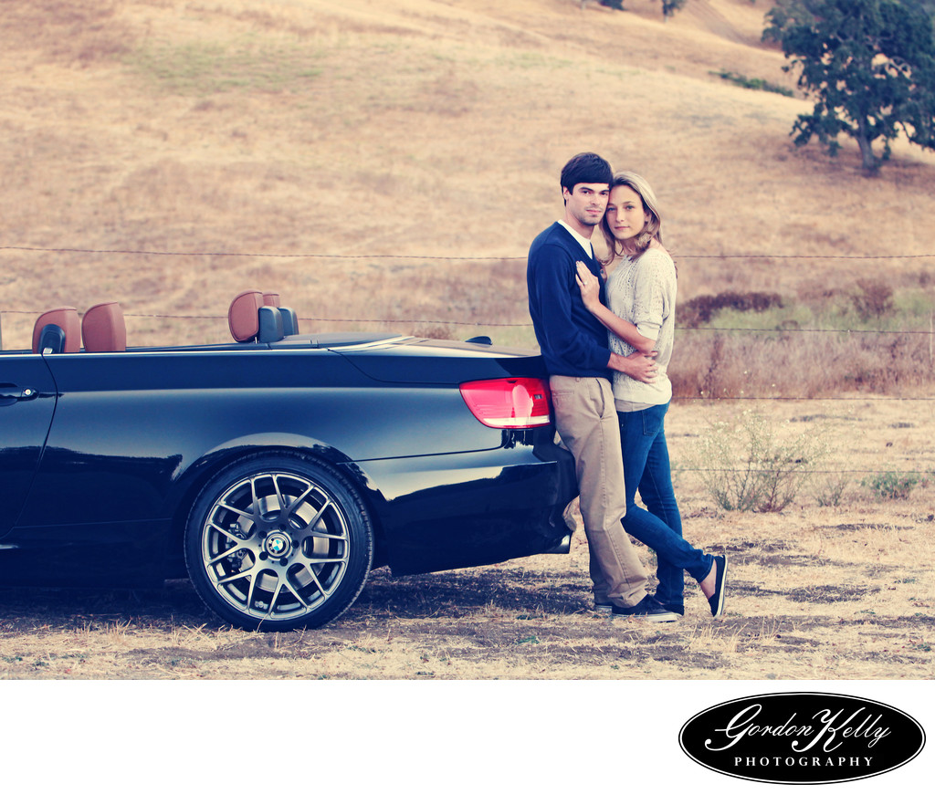 Palo Alto Engagement Photographer