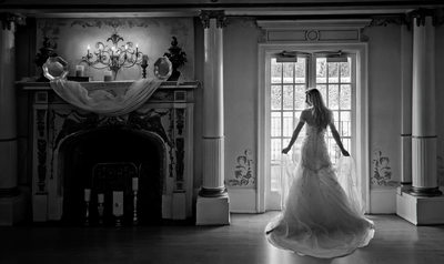 Grand Island Mansion Wedding, Gordon Kelly Photo
